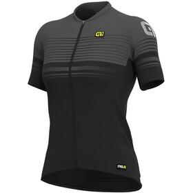 Alé Cycling Graphics PRR Slide SS Jersey Dam black/charcoal grey